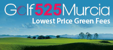Amazing value golf tours Murcia